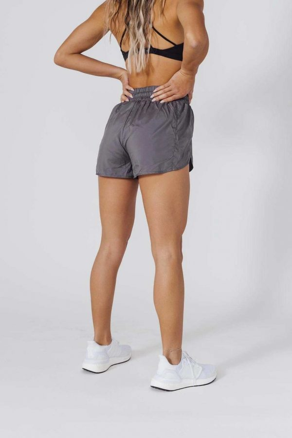 sports wear, high-waisted-shorts-w-liner